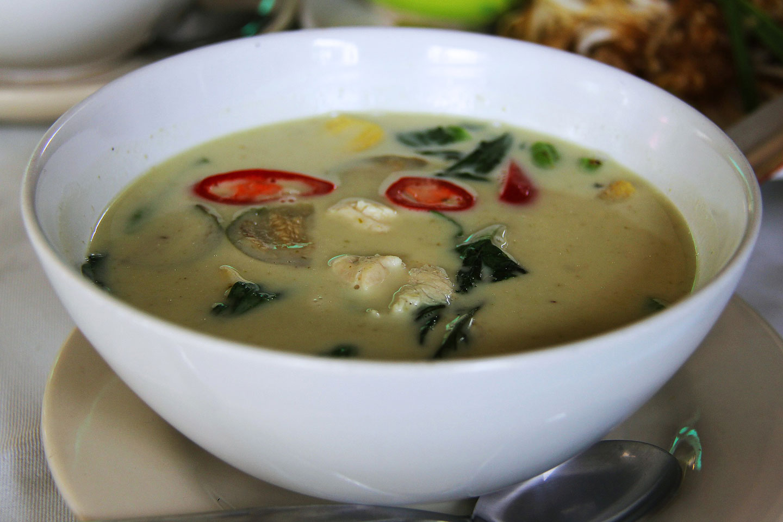 Cucina Green Curry