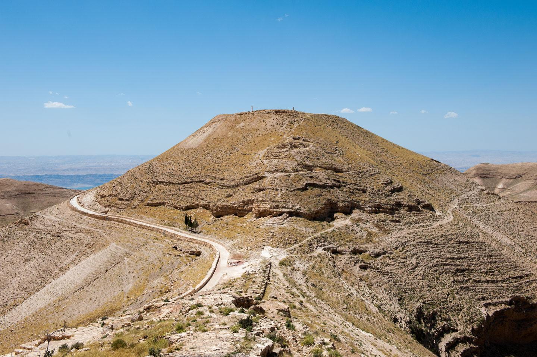 Macheronte e Mar Morto, Giordania Panorama
