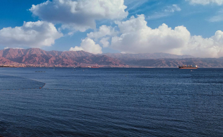 Golfo di Aqaba Mar Rosso