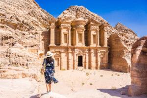 Petra il Monastero El Deir
