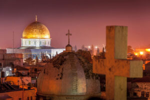 Gerusalemme by night Città Vecchia