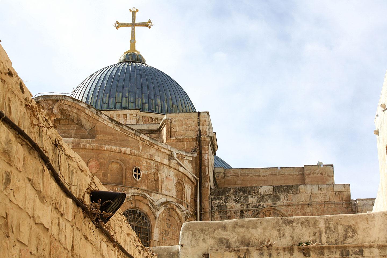 Israele Gerusalemme Basilica Santo Sepolcro