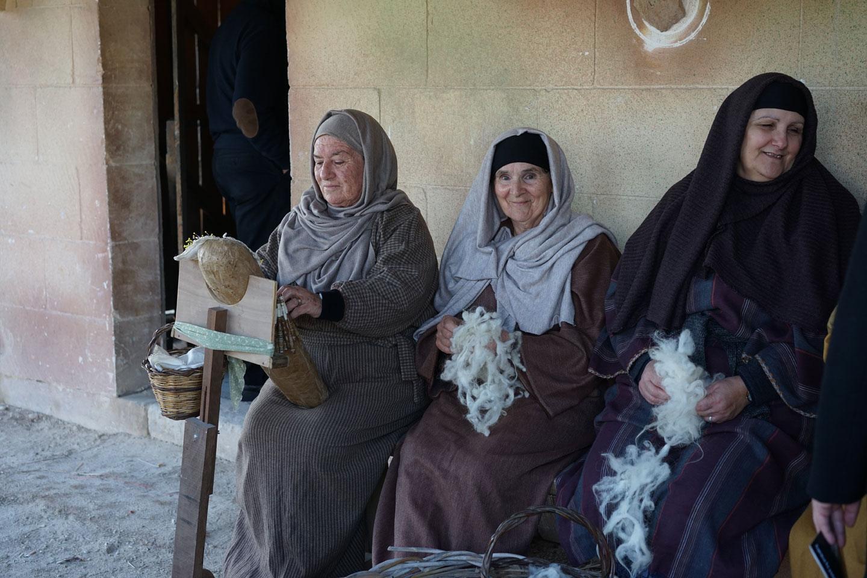 Donne Betlemme Palestina