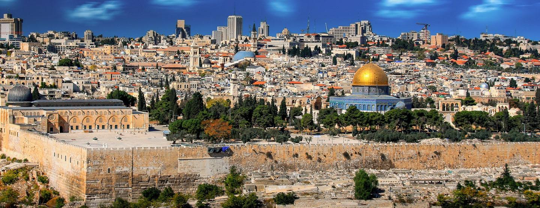 Gerusalemme, città vecchia