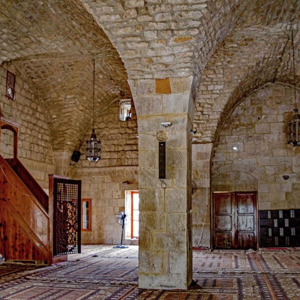 Moschea Deir el Kamar, Libano