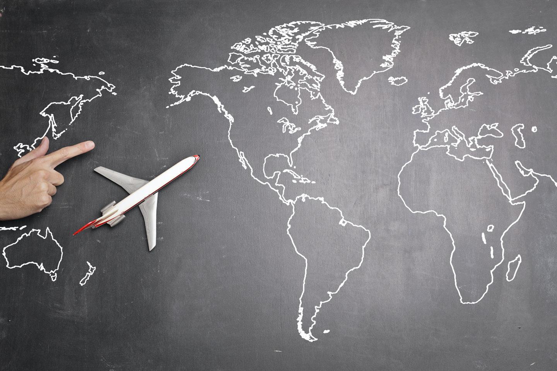 Blog Mappa Mondo Viaggi