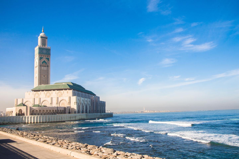 Casablanca Moschea