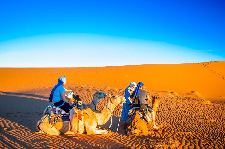 M'hamid deserto Marocco