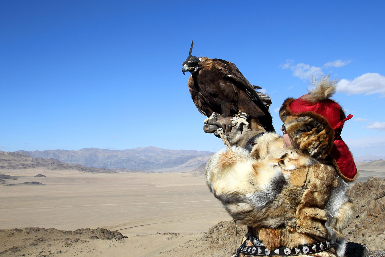 Mongolia Kazaki Aquile