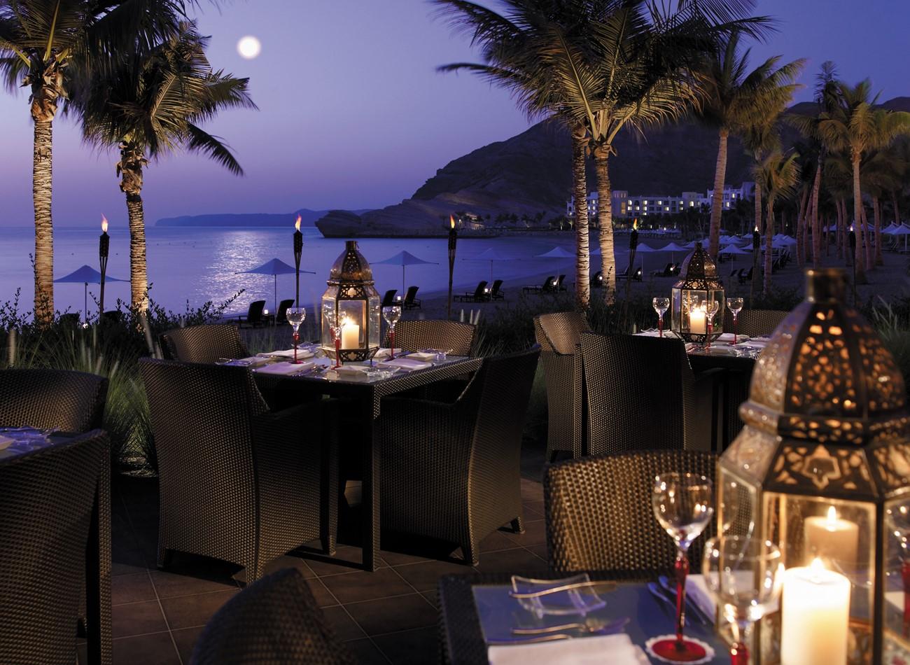 Oman Muscat Hotel Shangri-La