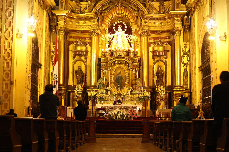 Peru Lima La Merced
