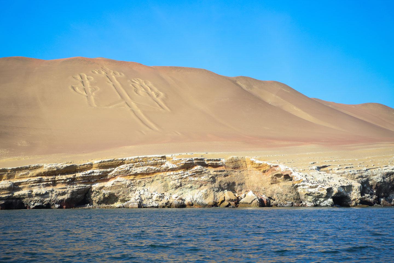 Perù Paracas Candelabro