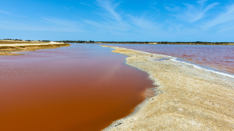 Senegal Lago Rosa