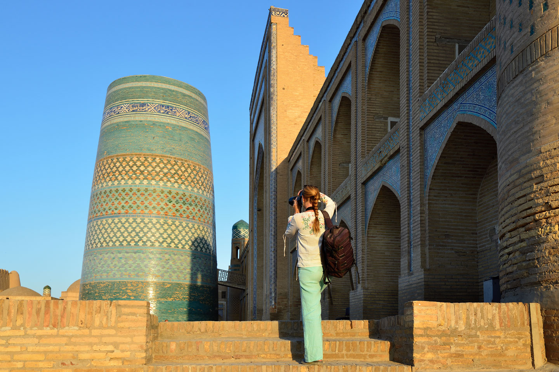 Uzbekistan Khiva Itchan Kala