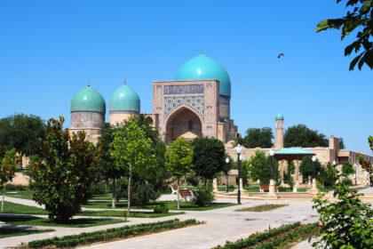 Uzbekistan Shahrisabz's