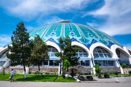 Tashkent Chorsu Bazar Uzbekistan