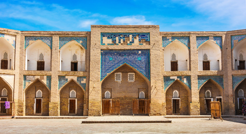 Tashkent Moschea Khast Imam