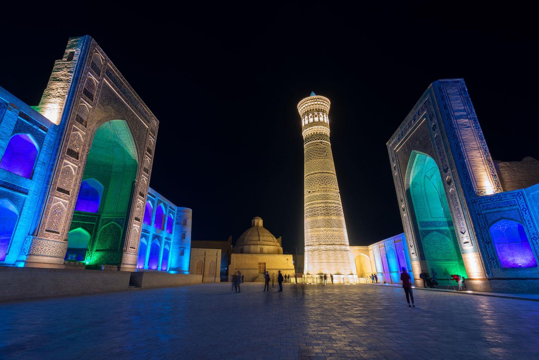 Bukhara Uzbekistan Po-i-Kalan