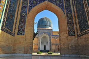 Uzbekistan Samarcanda Gur Emir