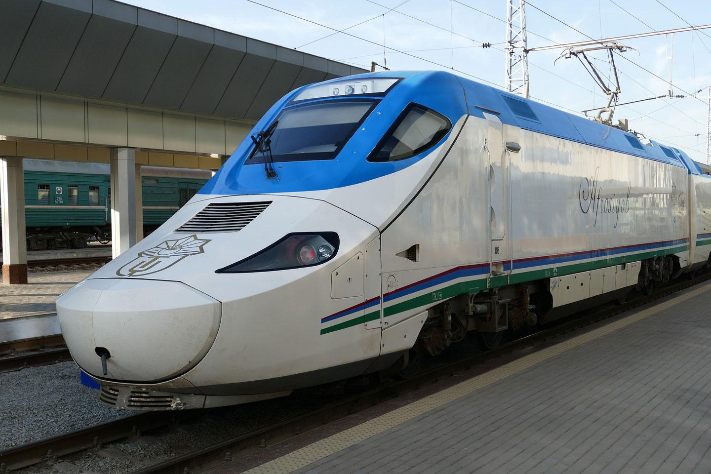 Samarcanda Treno Afrosiab