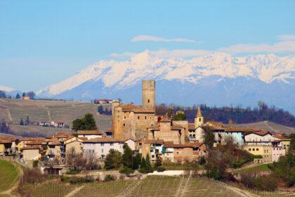 Piemonte Barolo Langhe Paesaggio