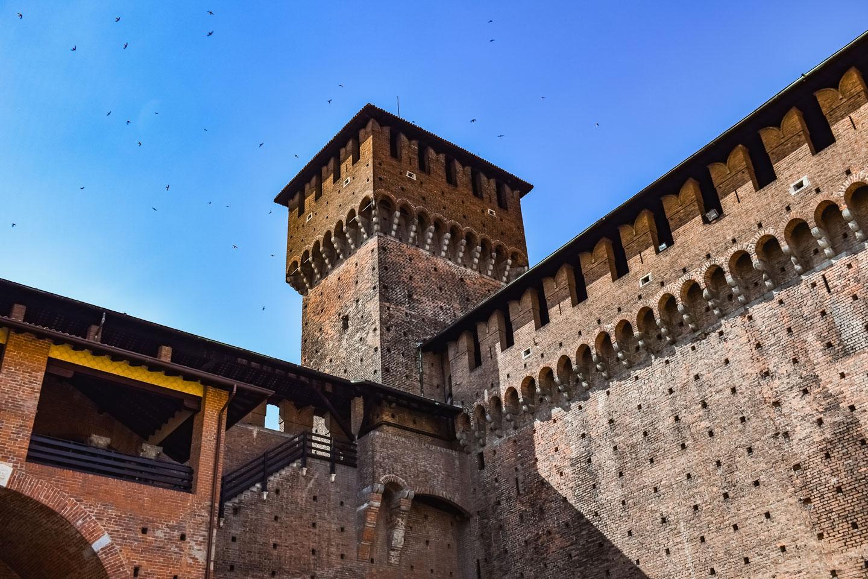 Castello Sforzesco Milano