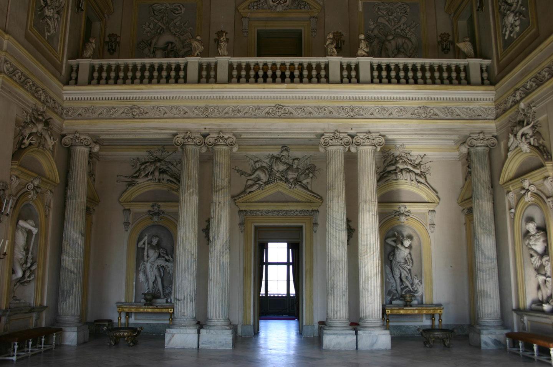 Castello di Racconigi Interni