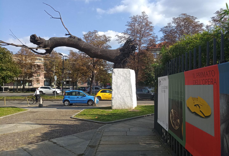 GAM Torino Galleria Civica d'Arte Moderna e Contemporanea Esterni