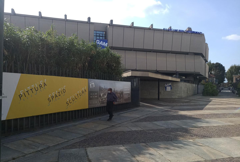 GAM Torino Galleria Civica d'Arte Moderna e Contemporanea