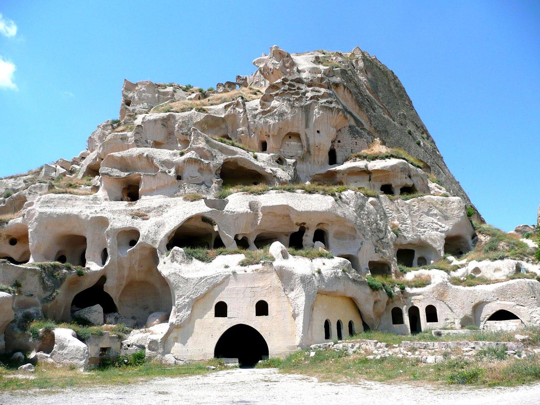 Cappadocia Turchia Uchisar