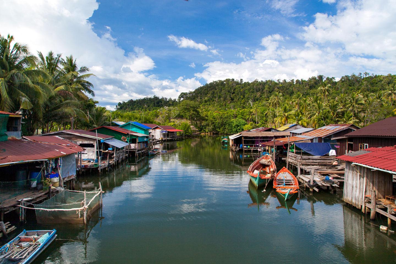 Koh Rong Cambogia Villaggio