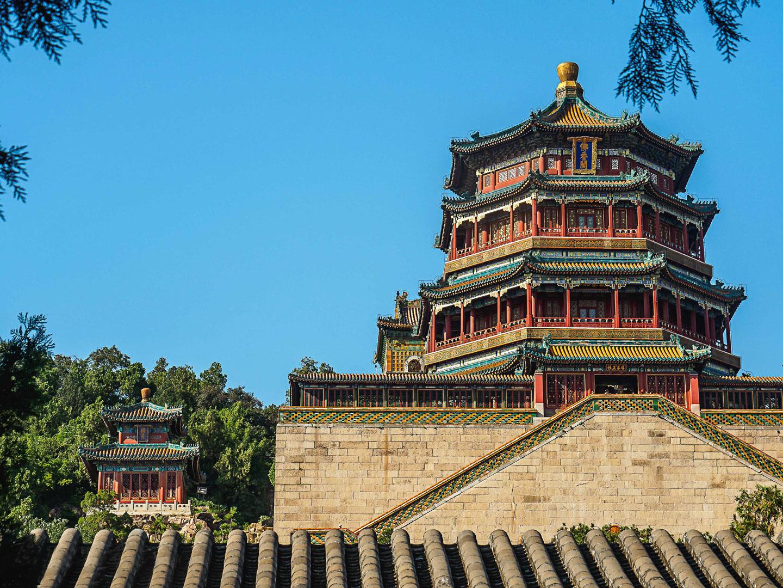 Pechino Palazzo Estivo