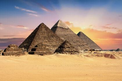 Egitto Piramidi