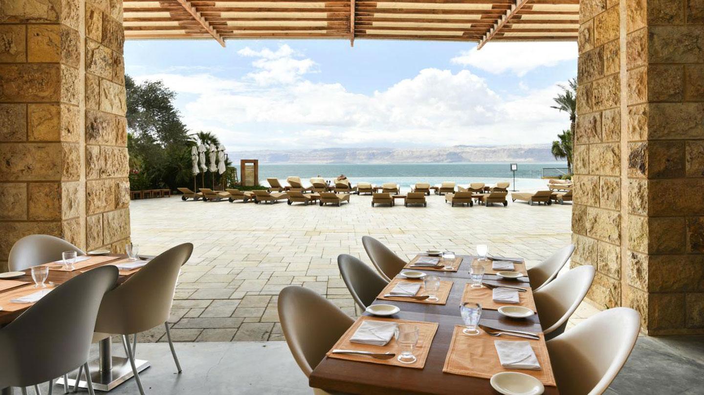 Giordania Mar Morto hotel Kempinski