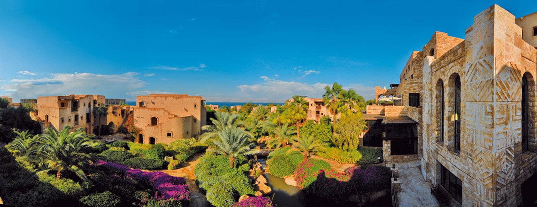 Mar Morto Giordania Hotel Movenpick