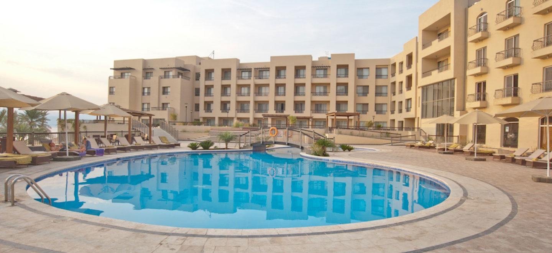 Giordania Hotel Dead Sea SPA