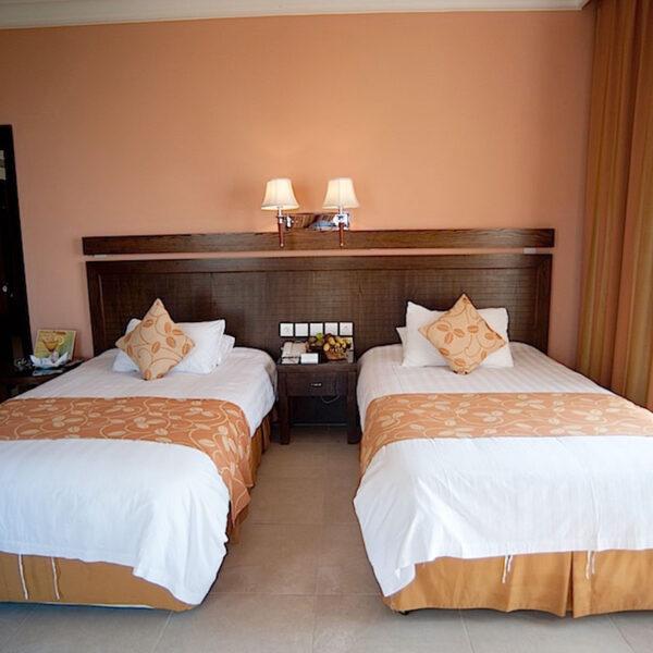 Giordania Hotel Dead Sea SPA Camera