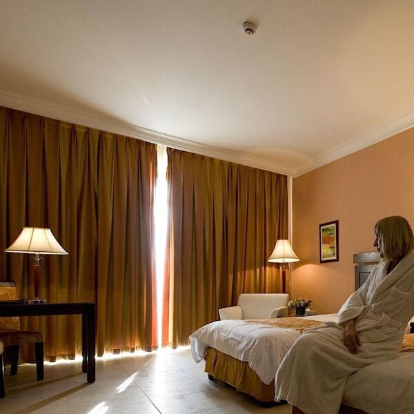 Giordania Hotel Dead Sea SPA Camere