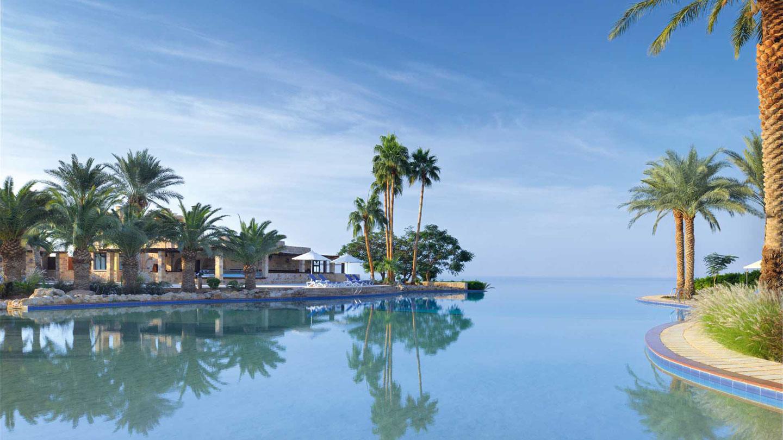 Giordania Hotel Movenpick Infinity Pool
