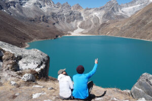 Nepal Gokyo laghi Trekkers