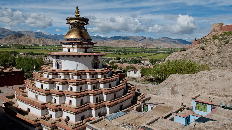 Gompa Tibet