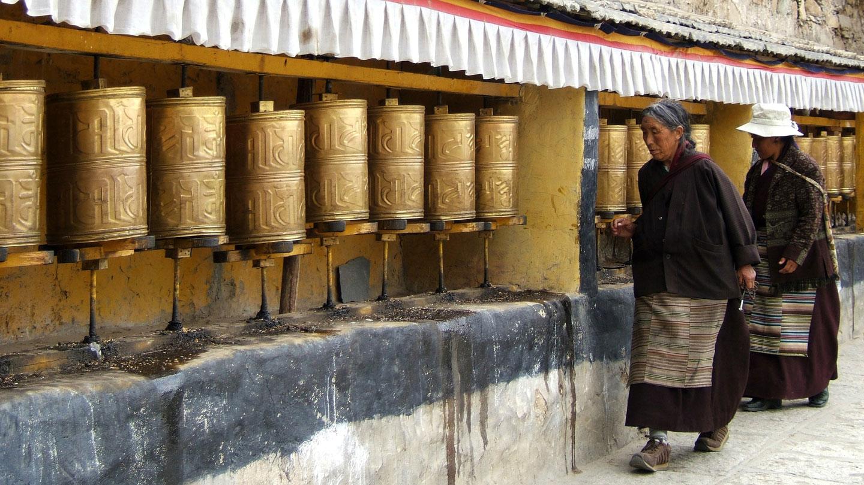 Tibet Religione