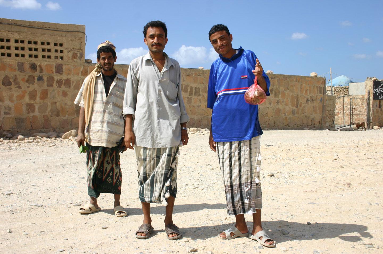 Socotra Persone
