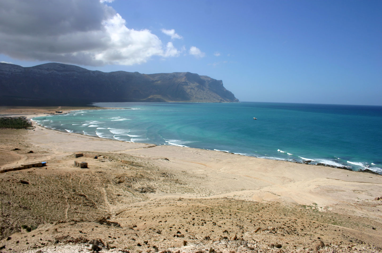 Qalansiyah Isola di Socotra
