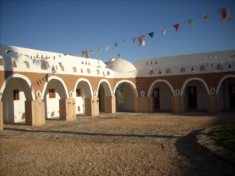 Ghadames città vecchia
