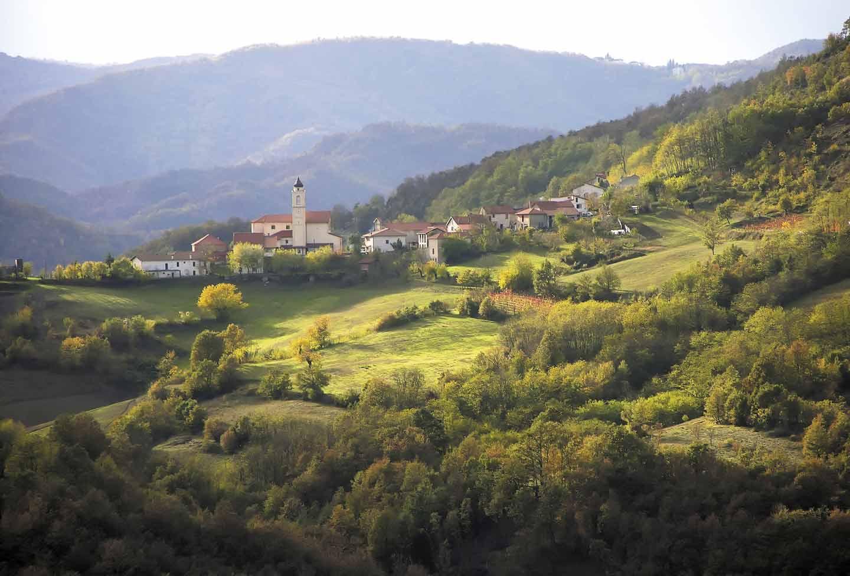 Monferrato Piemonte Pareto